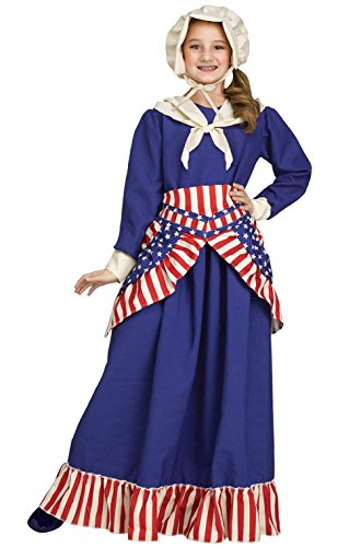 Betsy Ross Child Costume (Betsy Ross As A Child)