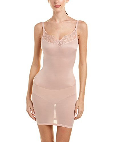 Wolford Dresses - Wolford Womens Lace Forming Dress, 42, Pink