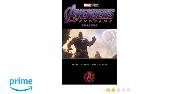 Amazon.com: Marvels Avengers: Endgame Prelude (9781302914950): Various Writers, Various Artists: Books
