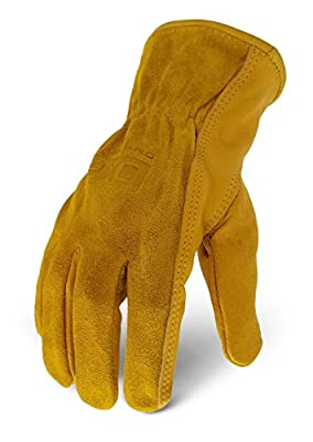 Ironclad EXO2-WHO-01-XS workhorse Leather Work Gloves