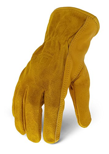 Ironclad EXO2-WHO-06-XXL workhorse Leather Work Gloves, XX-Large