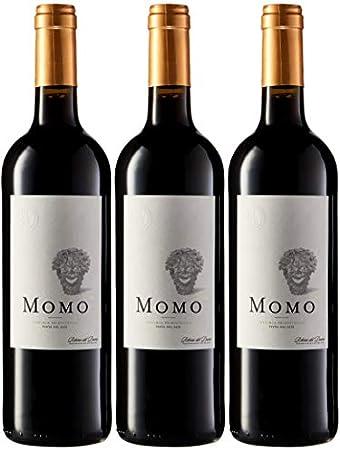 MOMO Ribera del Duero, Botella 0.75cl (3 unidades)