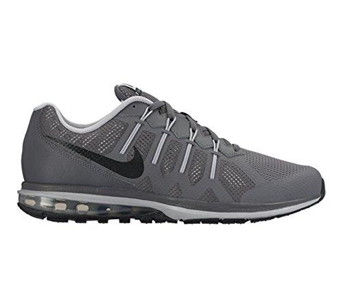 Nike Air Max Dynasty - Chaussures De Course, Gris (gris Foncé / Noir-loup Gris), Taille 42