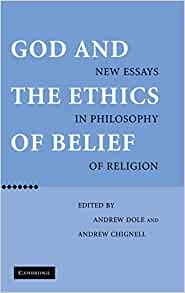 ethics of belief clifford essay