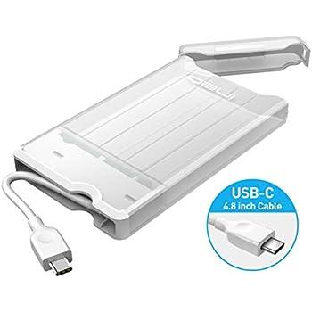 Amazon.com: Rugged USB 3.1 Gen2 SATA 2.5 Hard Drive ...
