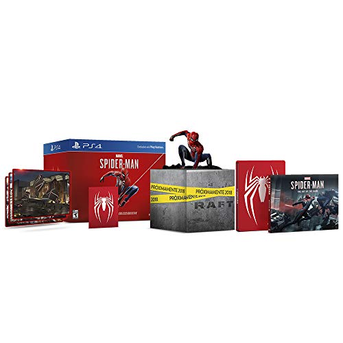 Marvel's Spider-Man - Collector's Limited Edition - PlayStation 4
