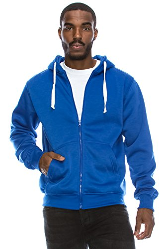 Royal Blue Classic Sweatshirt - 4