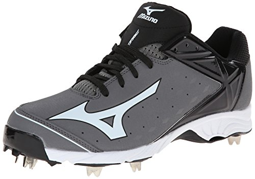 Mizuno Usa Mens Mens Ni-spike Adv Sprade Baseball Klamp Grå / Svart