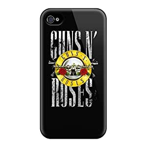 New Style GAwilliam Hard Case Cover For Iphone 4/4s- Guns N Roses