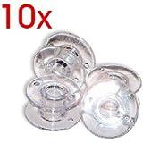 SODIAL(R) 10 pz bobine Macchina per cucire