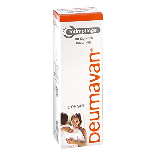 Deumavan Salbe Natur ohne Lavendel Tube, 125 ml