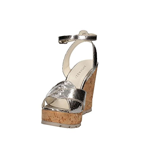collection Apepazza with silver summer new nbsp;FRT47 wedge high spring 2017 Sandal color gFqTwpg7x
