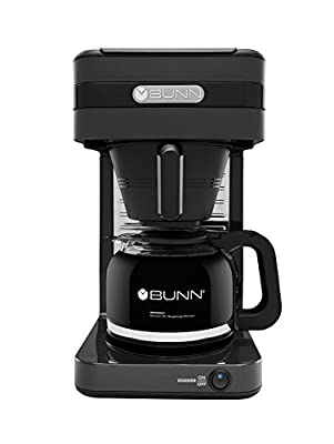 BUNN CSB2G Speed Brew Elite Coffee Maker, Gray