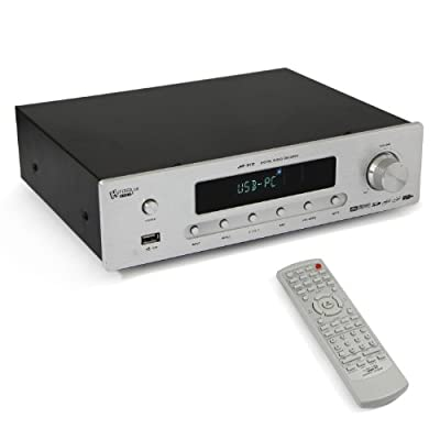 Hifi360 HF-D1B AC3 DTS 5.1 USB DAC DIGIT Audio Decoder for DVD Computer HIFI
