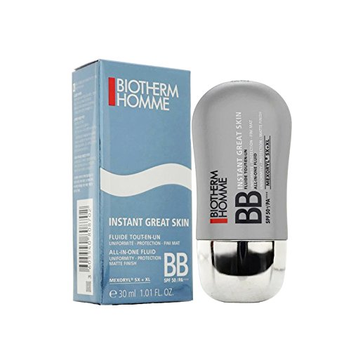 Biotherm Homme Homme Instant Great Skin Fluid SPF50 PA+++ Instant Great Skin Fluid SPF50 PA+++ 1.01oz / 30ml