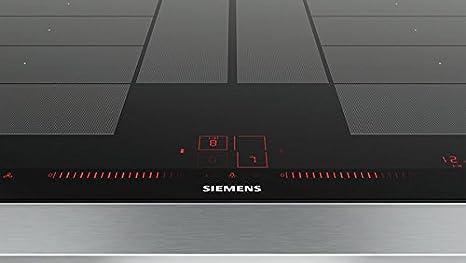 Siemens ex875lyv1e herd elektro einbau 81 2 cm brat sensor