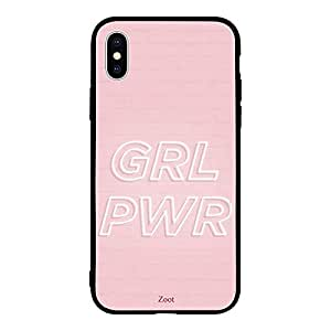 iPhone XS Girl Power