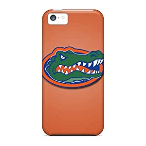 Shockproof Hard Cell-phone Case For Iphone 5c With Support Your Personal Customized Colorful Florida Gators Skin TimeaJoyce