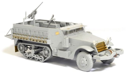Dragon Models 1/35 M21 Mortar Motor Carriage - Smart Kit
