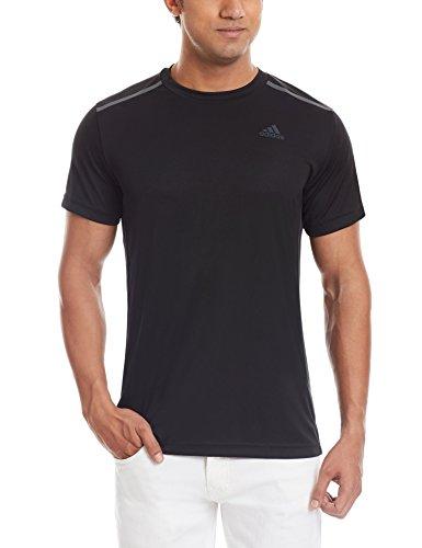 adidas Herren Training Cool 365 T-Shirt, Black, L, AJ5503