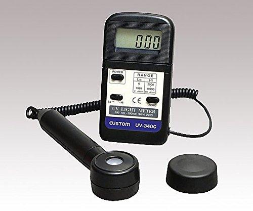 カスタム1-6395-11紫外線強度計UV-340C B07BD2NG93