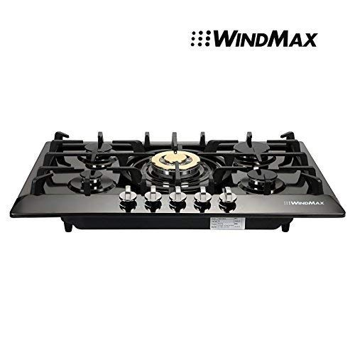 36 gas cooktop downdrafts - 6