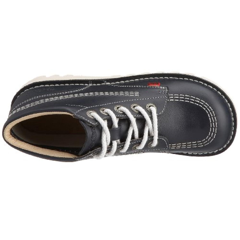 Kickers Kick Hi Core, Unisex Kids' Chelsea Boots, Blue (Navy), 3 UK (36 EU)