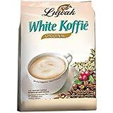 Kopi Luwak White Koffie 3 in 1 Instant Coffee (Premium Low Acid Coffee Luwak / 20-ct) - 13.5oz (pack of 3)