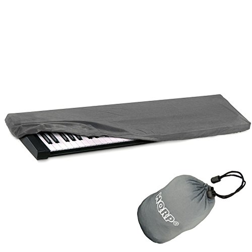 HQRP Elastic Dust Cover Case w/ Bag  for Yamaha P-105 P-105B