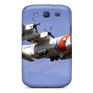 Snap-on Case Designed For Galaxy S3- Us Coastguard C 130 H Hercules