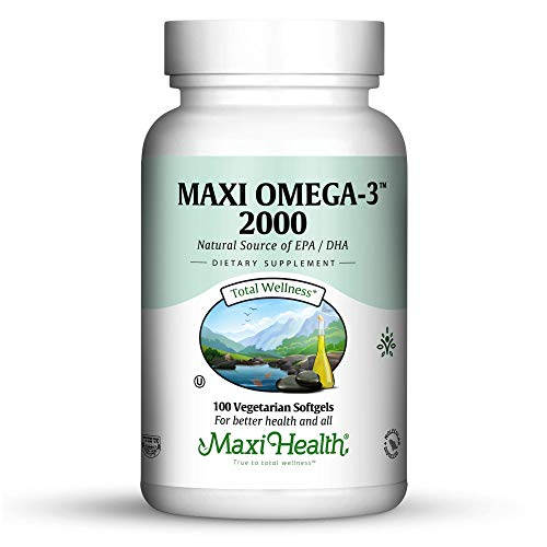 Maxi Health Omega-3 Fatty Acids