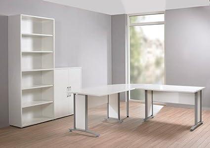 Mesa de Escritorio en Esquina Prima Escritorio Escritorio ángulo ...