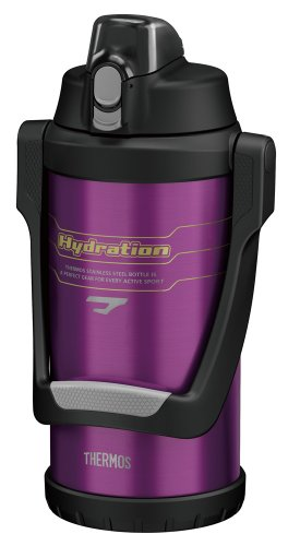 THERMOS vacuum insulation sports jag 2.0L Purple FFO-2000 PL (japan import)