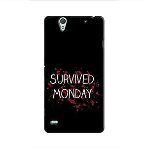 Cover It Up - Monday Survivor Xperia C4 Hard Case