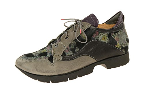 Shoe Up Grey Think Women's Classic 81912 21 1 Half Lace xwfqS8Tw