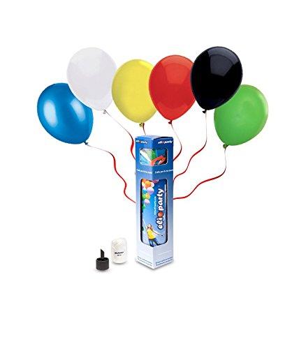 Bombola gas Elio SMALL 10 palloncini assortiti in OMAGGIO ELIOPARTY
