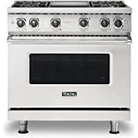Viking Professional 5 Series 36 Pro Style Dual-Fuel Range