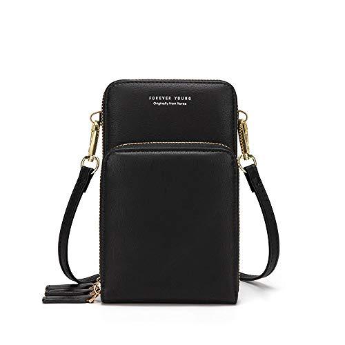 (Kingto Cellphone Purse Small Cross body Bag Waterproof Smartphone Wallet Phone Holder for Women)