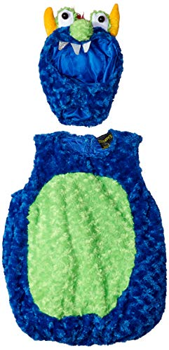 Underwraps Toddler WMU Monster Costume, Size 18-24 -