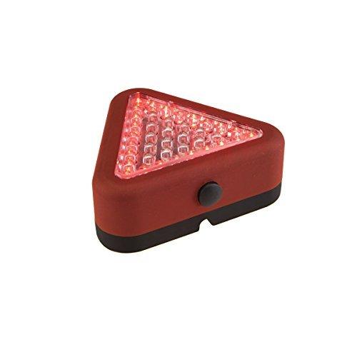 Flashing Red Led On Emergency Light - 6