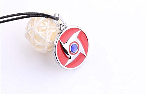 Dart Crystal - Wholesale women's men's Animation red round darts blue crystal Necklace