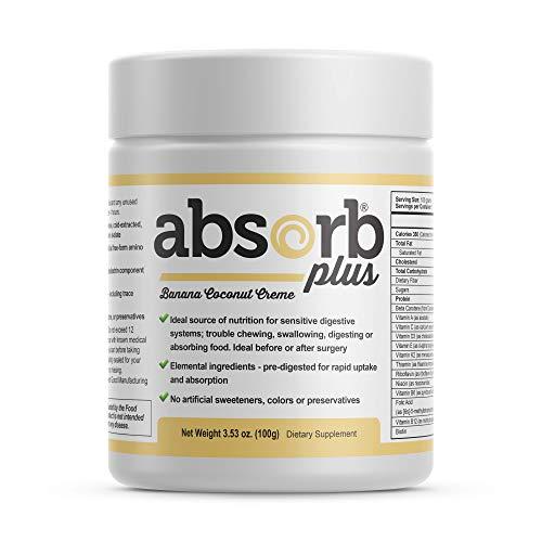 Absorb Plus (100g, Banana Coconut ()