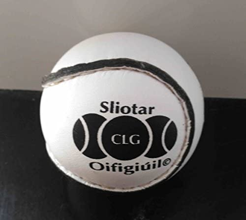 GREEN Grip Active One Dozen Pack of Hurling Ball Sliotar Club County Training Hurl Camogie Size 4 5