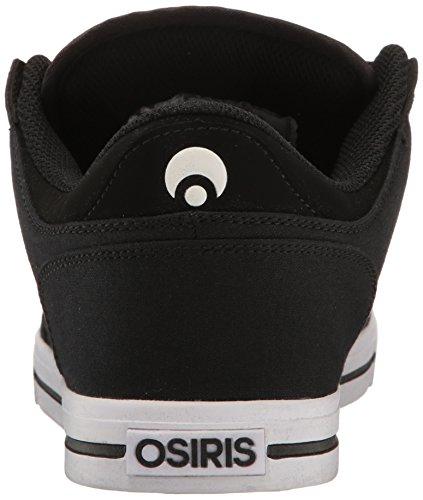 Protocolo De Skate Zapato Negro De Osiris Hombres / Negro / Oxford Barato Real Eastbay DZrjBN