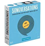 Songversations: Conversation Starters about Music and Life (100 Questions)