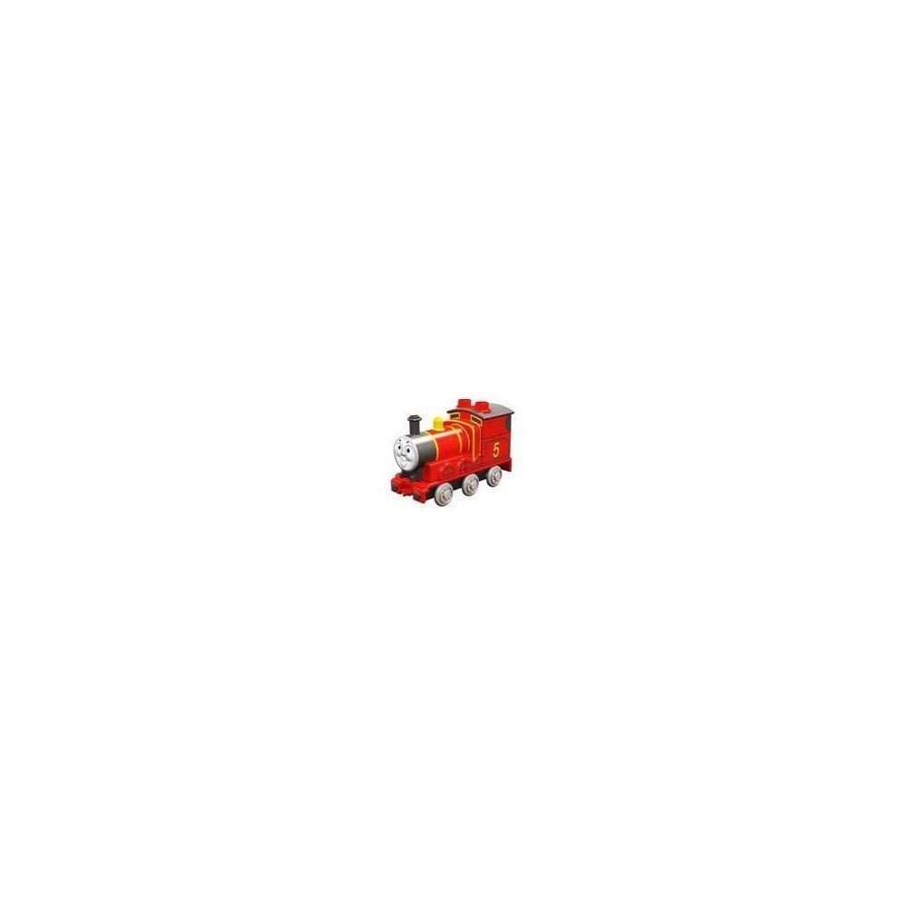 Mega Bloks Thomas and Friends 10504 James 7pc Character Engine