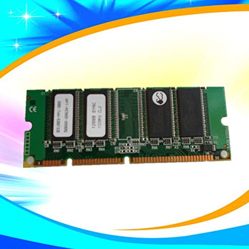 (Yoton Original Laserjet 4200/4300/5100/9000/2550 128MB, 100-pin SDRAM DIMM Memory Module Q7709-67951)