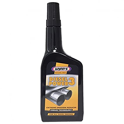 Krafft - Tratamiento para motor diesel power 3 wynns 500ml