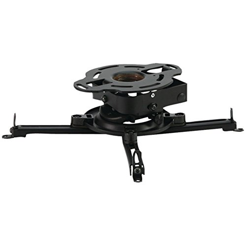 Peerless PRSS-UNV Universal Projector Mount Kit Pro Series W/Adjustment Knobs Consumer Electronics Accessories