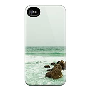 High Quality PSDdzAP4878UwOUL Mnml Beach Pt2 Desktop Tpu Case For Iphone 4/4s
